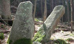 Menhiry Javorníku - Manželé